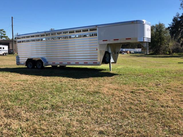 2020 Exiss Trailers stock 24 Horse Trailer