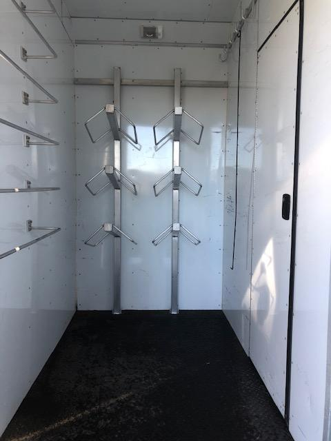 2016 Trailers USA Inc. 6 horse head to head w/midtack dressing room Horse Trailer