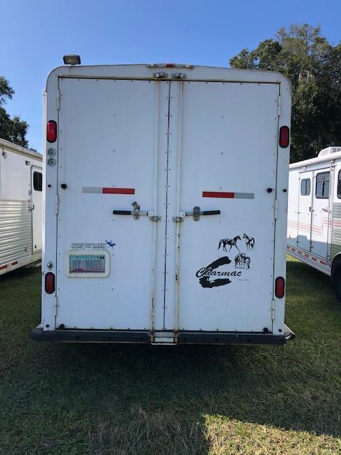 2004 Charmac Trailers 3 horse w/7 lq & gen Horse Trailer