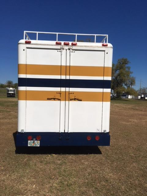 1984 Other 12 horse with front weekender Horse Trailer