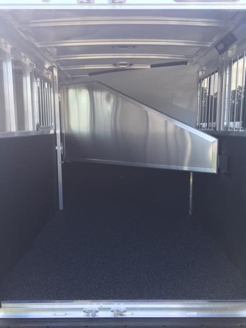 2020 Exiss Trailers 2 horse bumper pull w/ dressing room (model XT) Horse Trailer