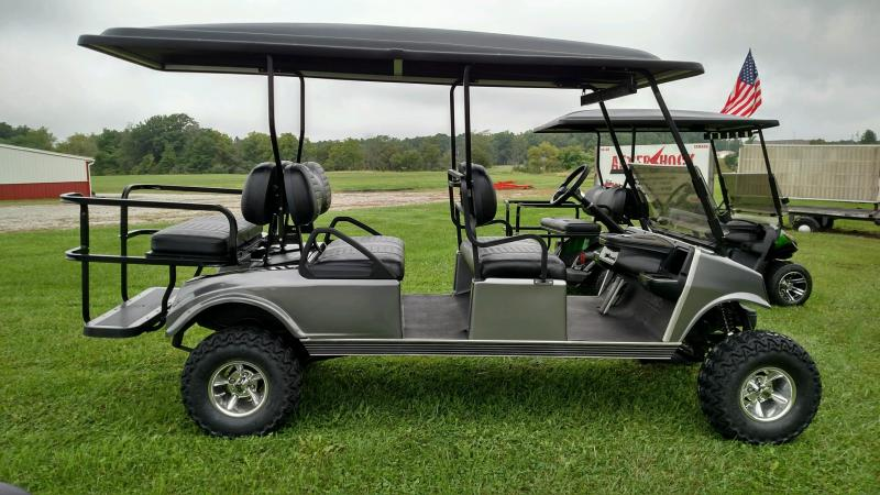 Club Car Golf Cart What Is The Height on