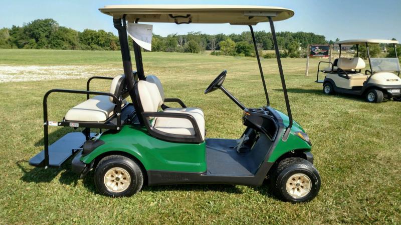 2012 Yamaha G-29 Drive Golf Cart | Defiance OH Golf Carts and Mowers on electric 4 wheelers, electric push cart, ezgo carts, electric deer cart, luxury carts,