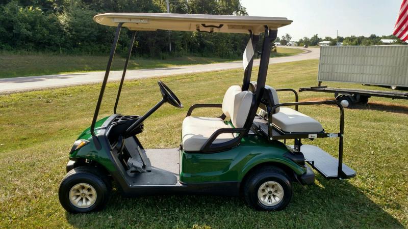 2012 Yamaha G-29 Drive Golf Cart