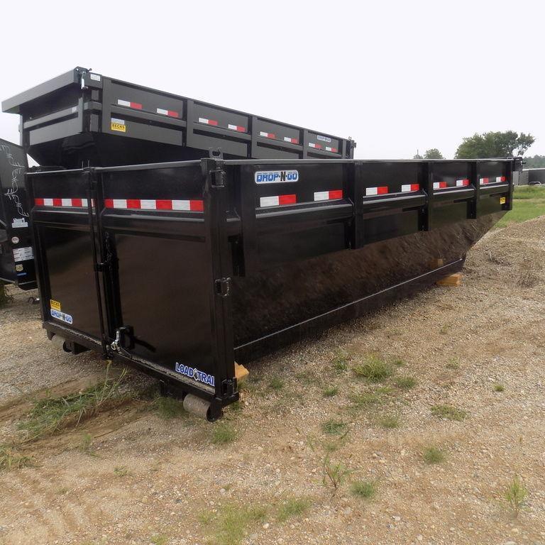 New Load Trail Drop-N-Go Roll Off 16' Dump Box