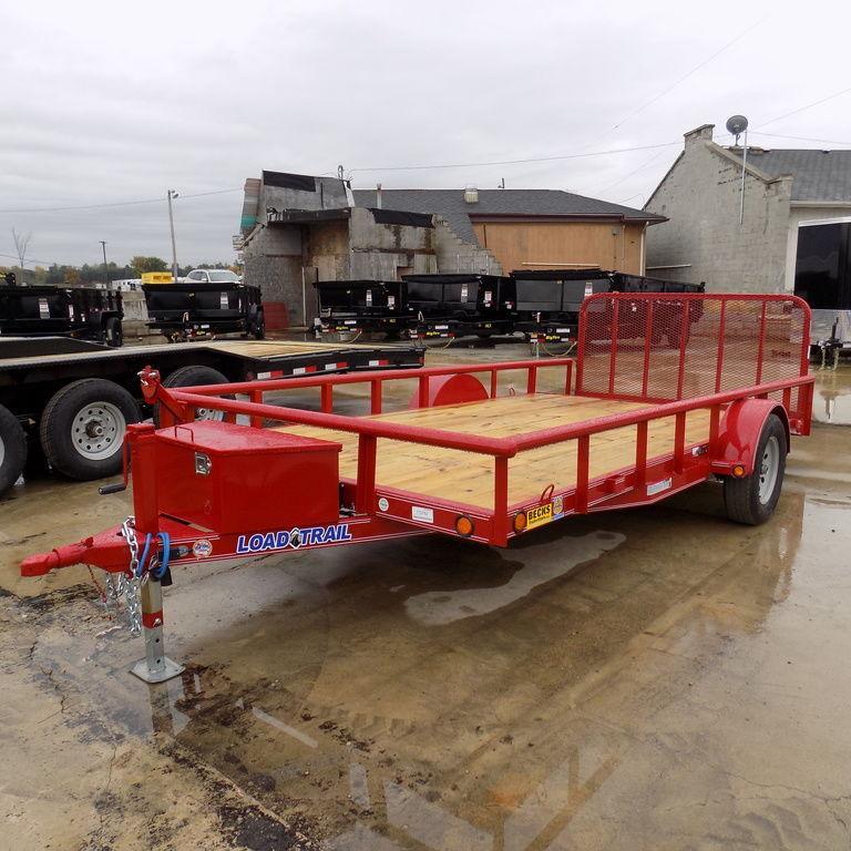 "New Load Trail SB03 83"" x 14' Open Utility Trailer for Sale in Ashburn, VA"