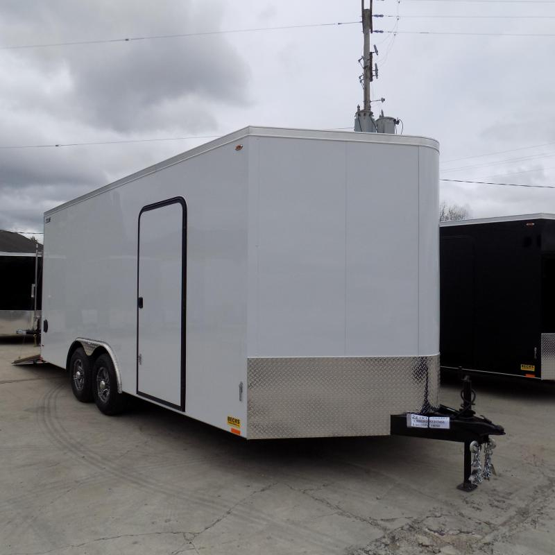 New Legend Cyclone 8.5' X 20' Steel Enclosed Car Hauler For Sale