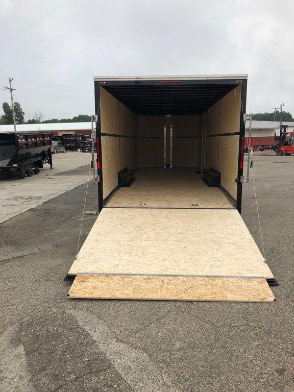 New Legend Cyclone 8.5' x 26' Enclosed Cargo Trailer - Save Thousands