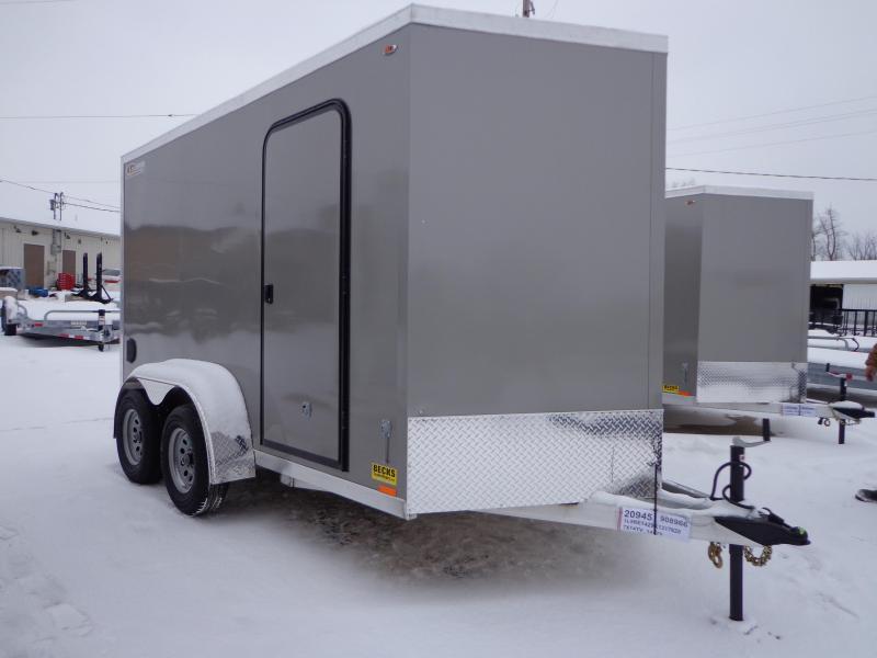 New LegendThunder 7' x 14' Aluminum Enclosed Cargo For Sale