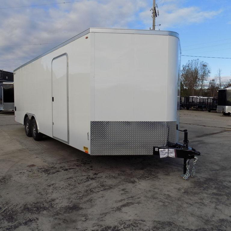 New Legend Cyclone 8.5' x 24' Enclosed Cargo Trailer for Sale