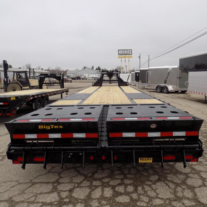 "New Big Tex 102"" x 30' + 5' Heavy Duty Gooseneck Trailer - 23.9K GVWR"