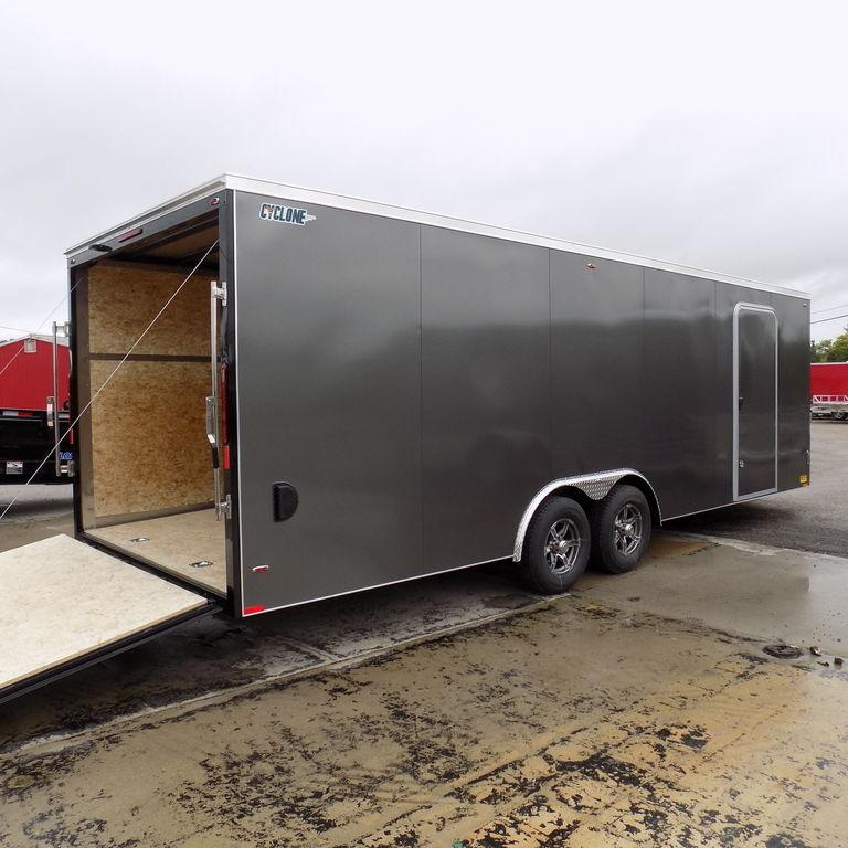 New Legend Cyclone 8.5' x 26' Enclosed Cargo Trailer for Sale