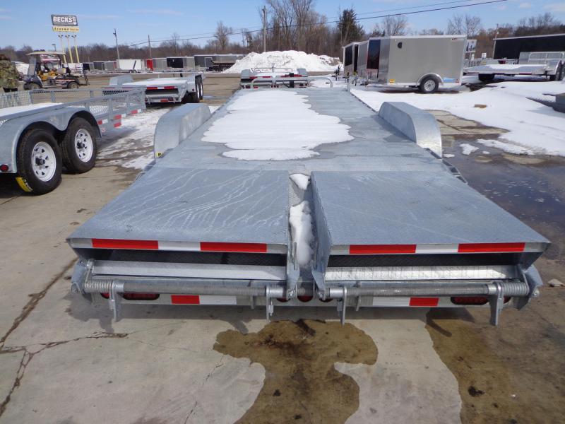 "New Galvanized 83"" x 24' Equipment Trailer for Sale in Ashburn, VA"