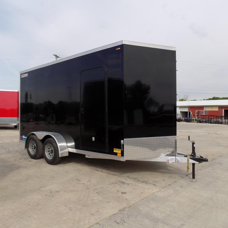 New Legend Trailers Thunder 7' X 16' All Aluminum Enclosed Cargo Trailer For Sale