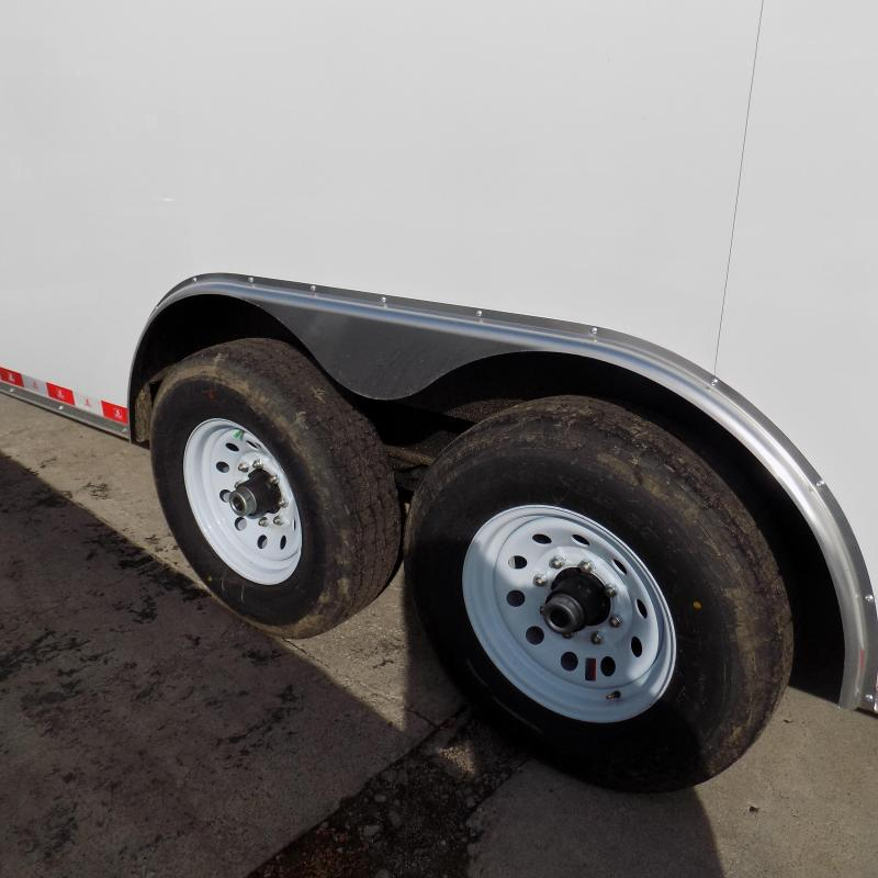 New United Trailers 8.5' x 32' Gooseneck Car / Racing Trailer For Sale