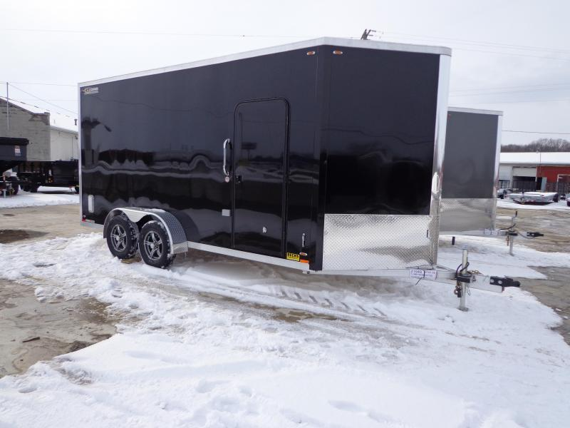 New Legend FTV 7' x 19' Aluminum Enclosed Cargo For Sale