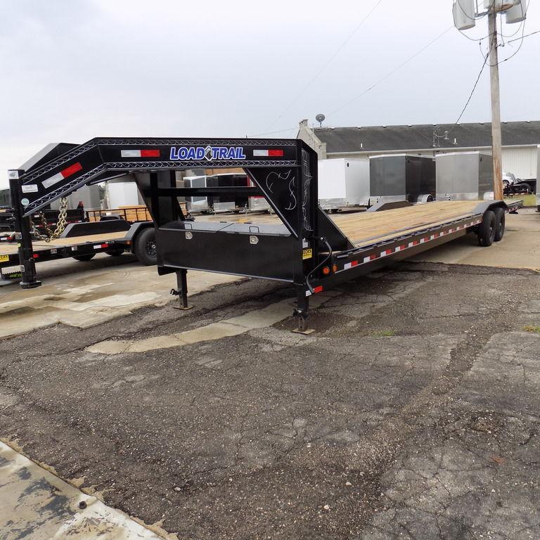 "New Load Trail 102"" x 36' Gooseneck Trailer For Sale"