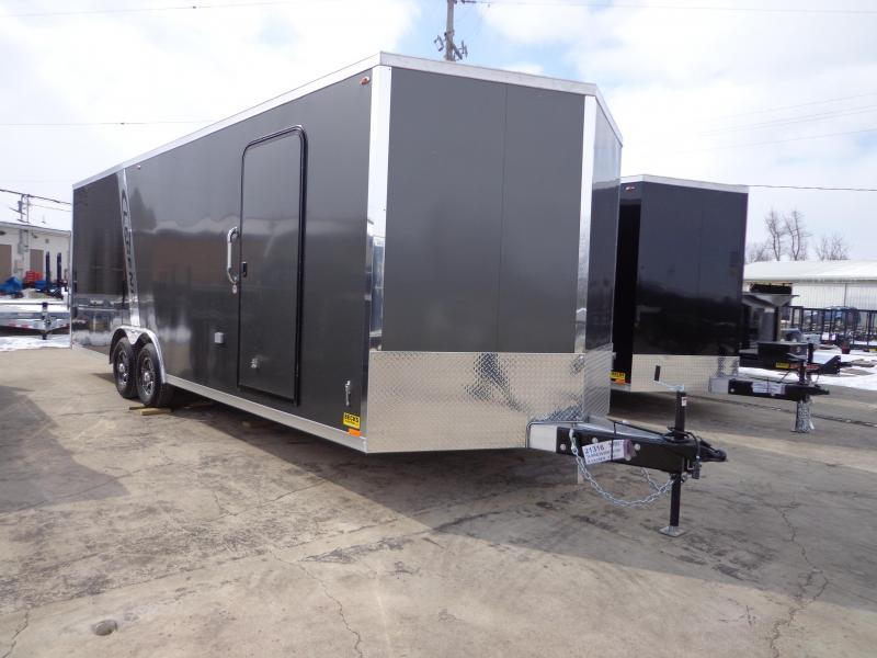 New Legend Explorer 8.5' x26' Aluminum Car Hauler For Sale
