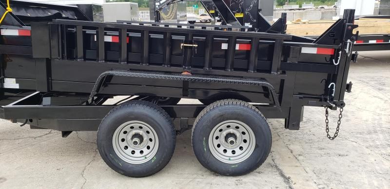 New DuraDump 6' x 10' Dump Trailer For Sale