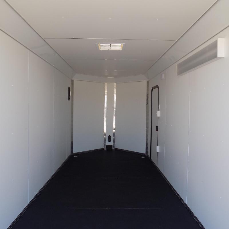 Legend Deluxe V Nose 7' X 21' Enclosed Cargo Trailer For Sale