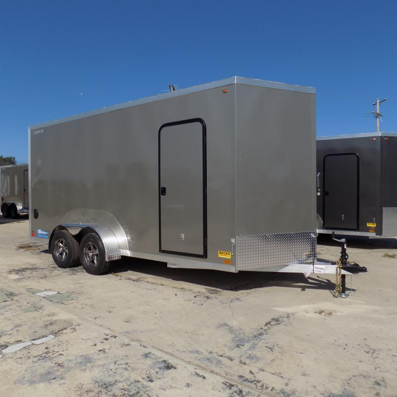 New Legend Thunder 7' x 14' Aluminum Enclosed Cargo Trailer for Sale