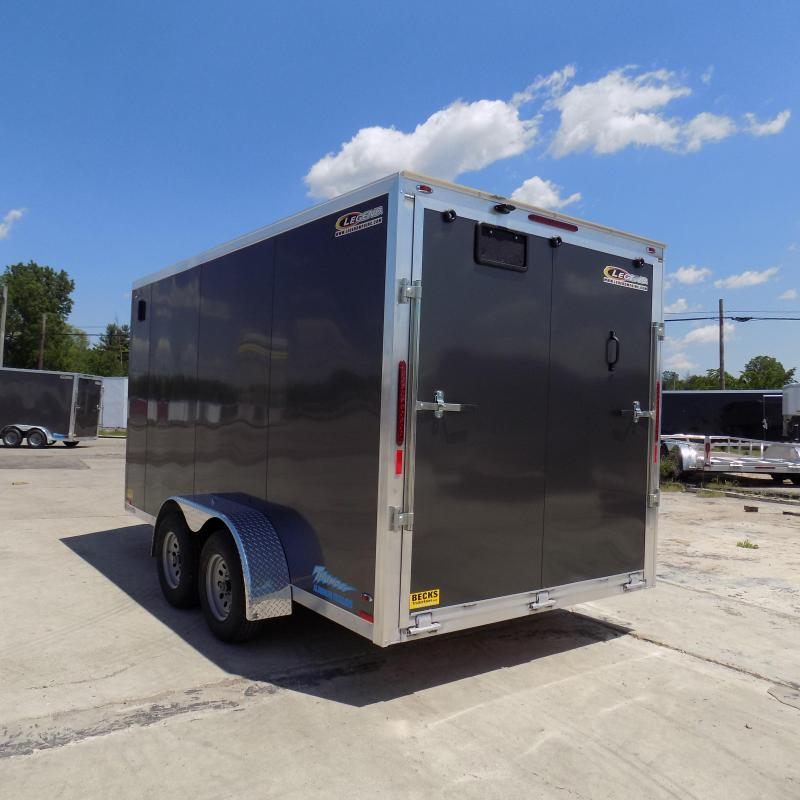 New Legend Thunder 7' x 16' Aluminum Enclosed Cargo Trailer for Sale