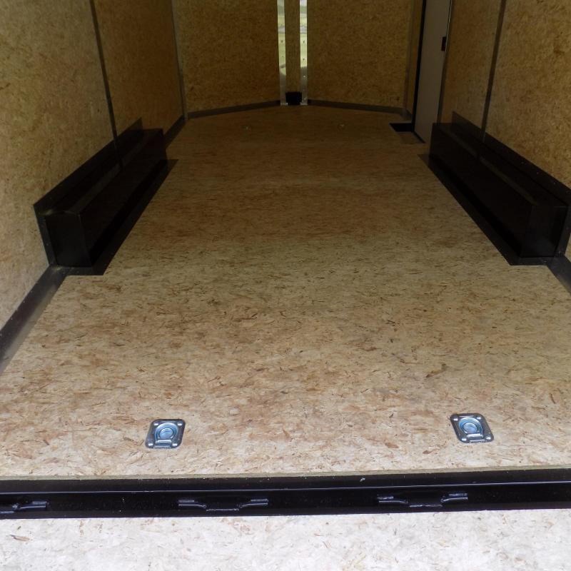 New Legend Cyclone 8.5' x 18' Enclosed Cargo / Car Hauler