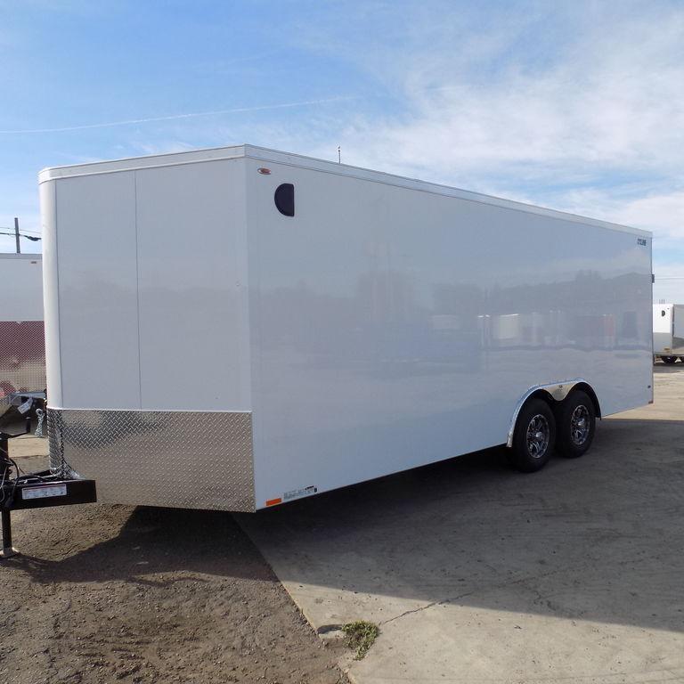 New Legend Trailers Cyclone V Nose 8.5X22STVTA52 in Ashburn, VA