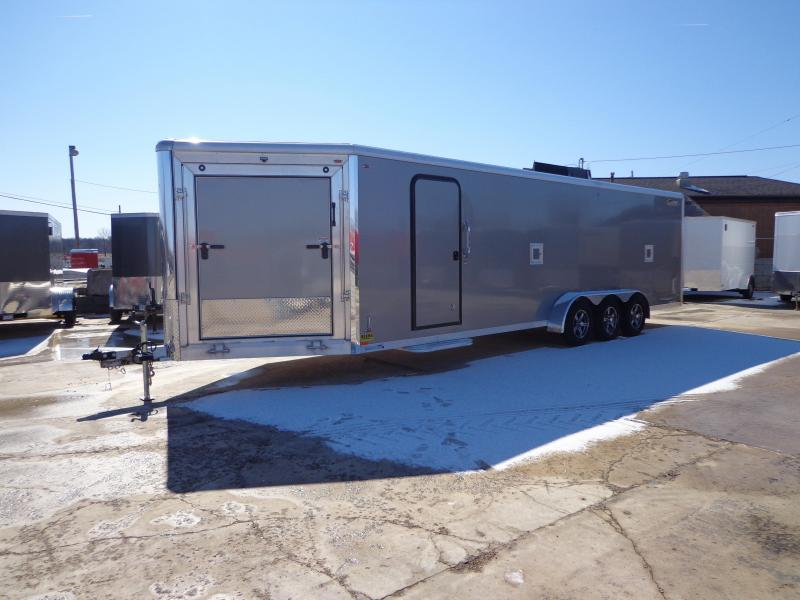 New Legend Trackmaster 7' x 31' Triple Axle Snowmobile Trailer For Sale in Ashburn, VA
