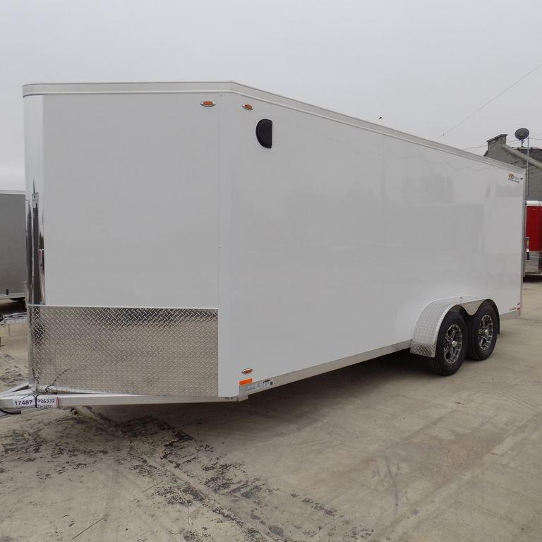 New Legend FTV 7' X 21' Enclosed Aluminum Cargo Trailer - Other Sale Units Available
