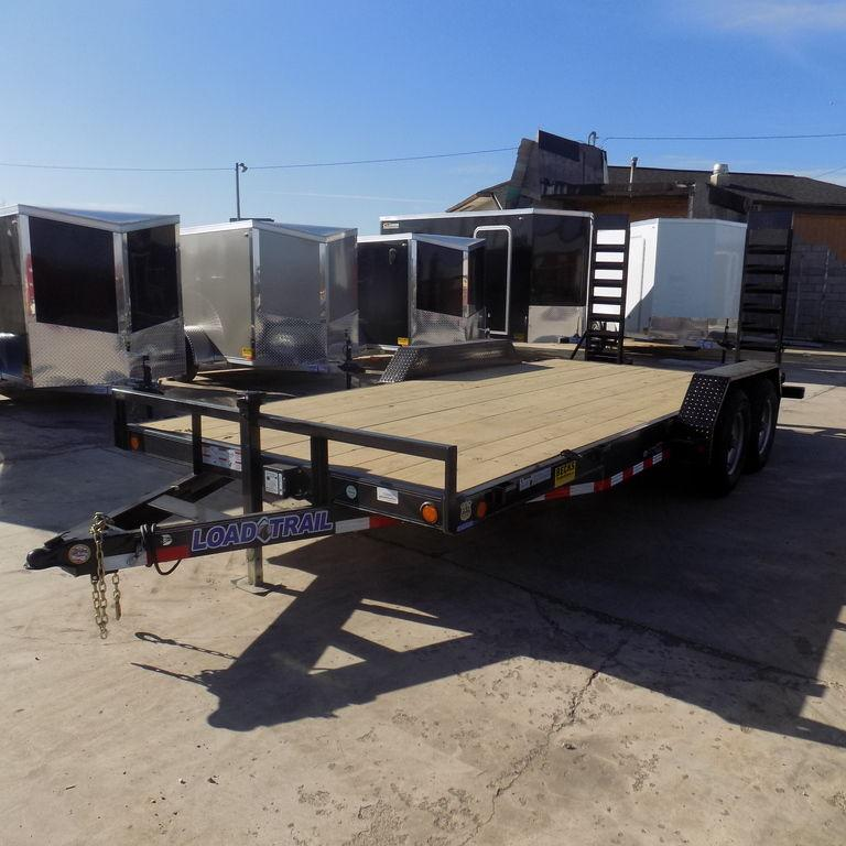 "New Load Trail CH10 83"" x 18' Open Car Hauler for Sale"