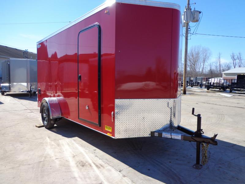 New Legend Cyclone 6' x 15' Enclosed Cargo Trailer For Sale