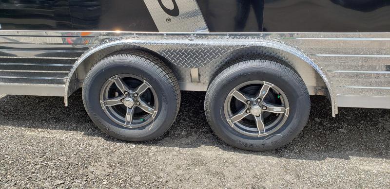 New Legend Deluxe 8' x 19' Aluminum Enclosed Cargo Trailer For Sale