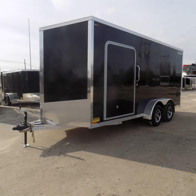 SPECIAL - New Legend Explorer 7' x 18' Enclosed Trailer