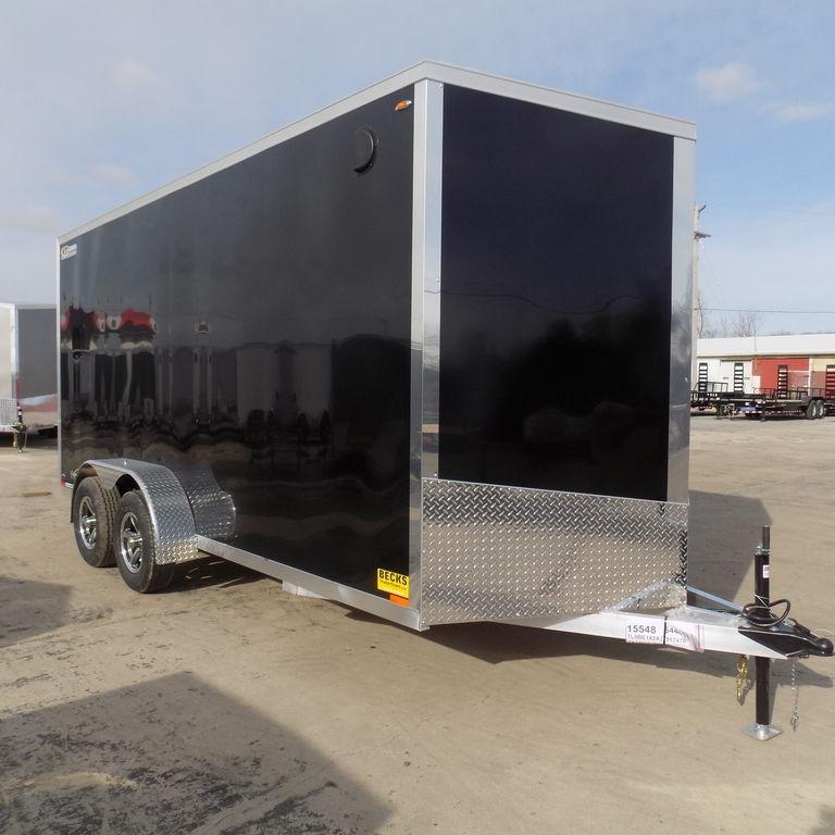 SPECIAL - New Legend Explorer 7' x 18' All Aluminum Enclosed Trailer
