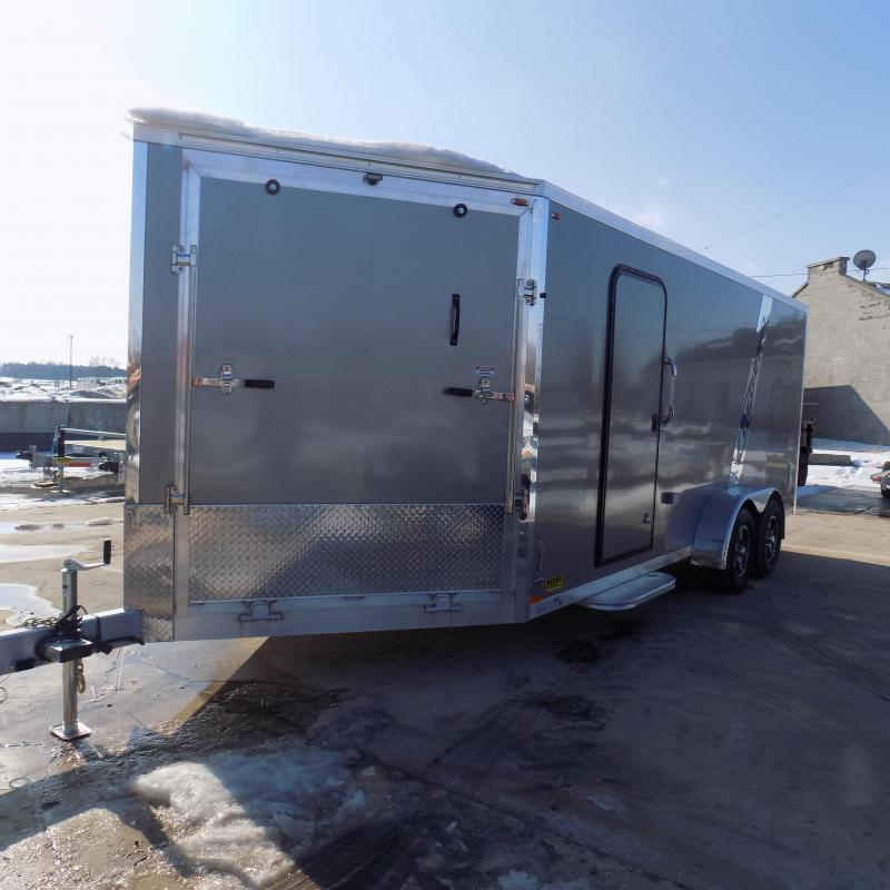 New Legend Explorer 7' x 23' Aluminum Snow/ATV Trailer for Sale in Ashburn, VA