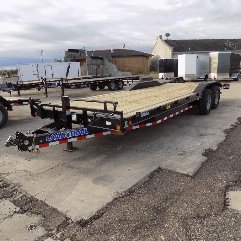 "New LOAD TRAIL CH14 102"" x 24' Open Cr Hauler for Sale"