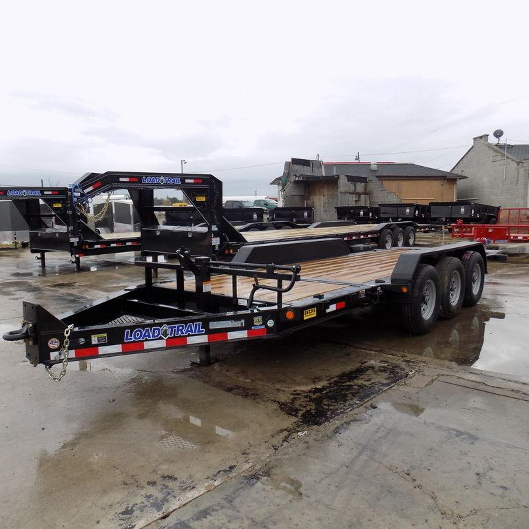 "New Load Trail TH21 83"" x 20' Tilt Deck Trailer for Sale"