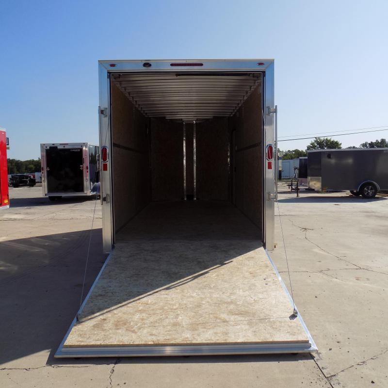 New Legend FTV 7' x 19' Aluminum Enclosed Trailer For Sale