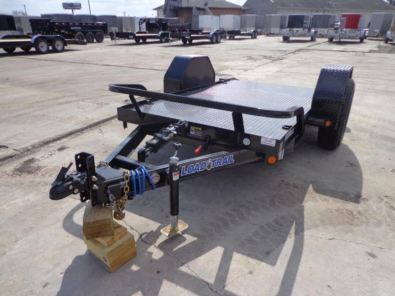 New Load Trail 5' X 10' Tilt Scissor Hauler