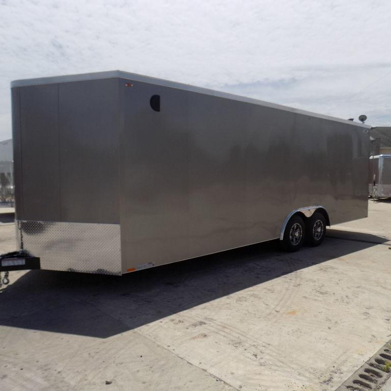 New Legend Cyclone 8.5' x 26' Enclosed Car Hauler / Cargo Trailer