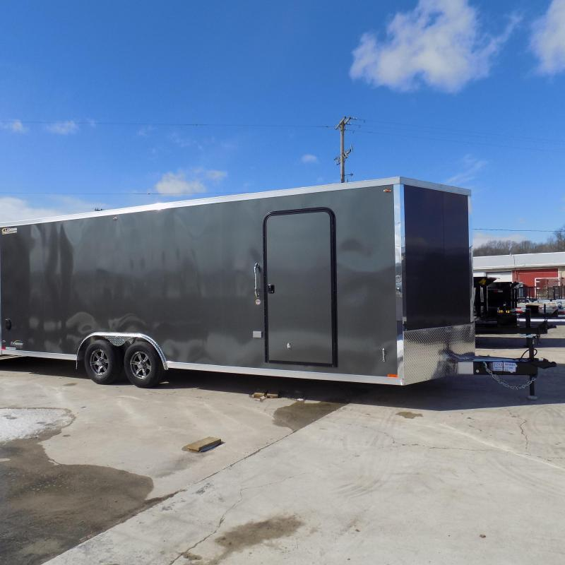 New Legend Explorer Series 8.5' x 26' Aluminum Car Hauler For Sale