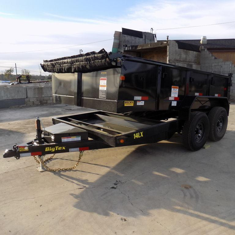 New Big Tex Trailers 14LX 12-Payments $164/mo.