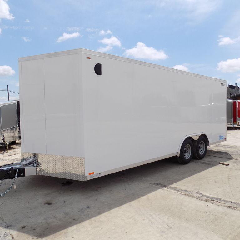 2018 Legend Trailers Thunder 8.5X22TVTA35