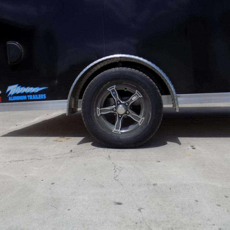New Legend Thunder 7' x 14' Aluminum Enclosed Cargo For Sale