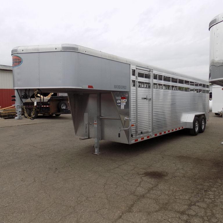 New Sundowner Trailers R24GNXP Livestock Trailer