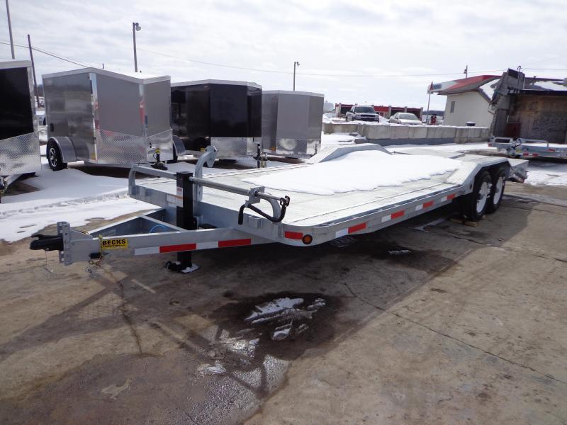 "New Galvanized 102"" x 24' Equipment Trailer for Sale in Ashburn, VA"