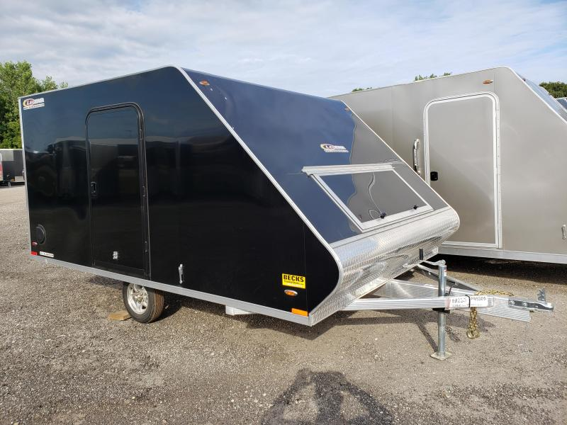 New Legend Sport Lite 8.5' x 13' Hybrid Snowmobile Trailer for Sale
