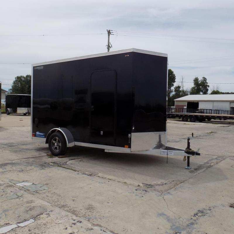 New Legend Thunder V Nose 6' X 13' Enclosed Cargo Trailer For Sale