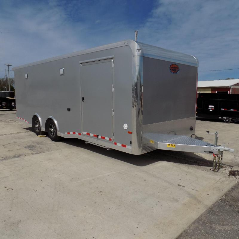 New Sundowner Trailers 8.5' x 24' Car / Racing Trailer - Full Escape Door